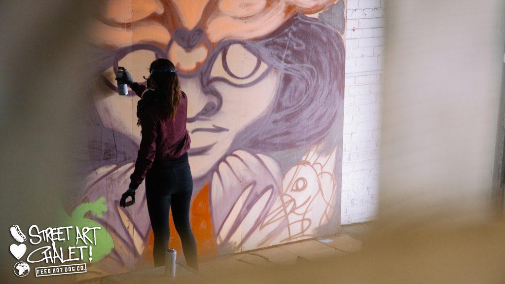 Goya Torres Street Artist